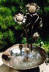 Sonnenblumen-Brunnen